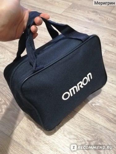 Небулайзер (ингалятор) OMRON, отзыв