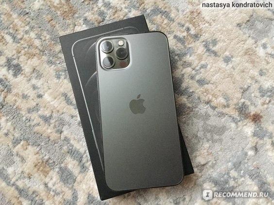 Смартфон Apple iPhone 12 Pro фото