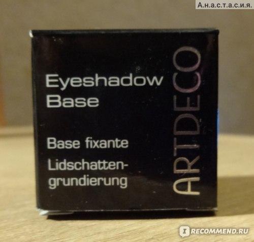 База под тени ArtDeco Eyeshadow Base фото