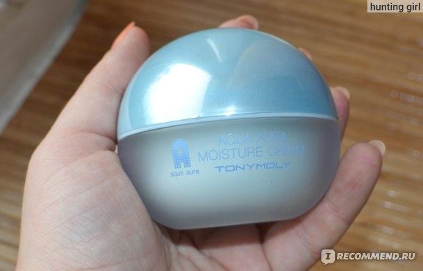 Увлажняющий крем для лица TONY MOLY Aqua Aura Moisture Cream фото