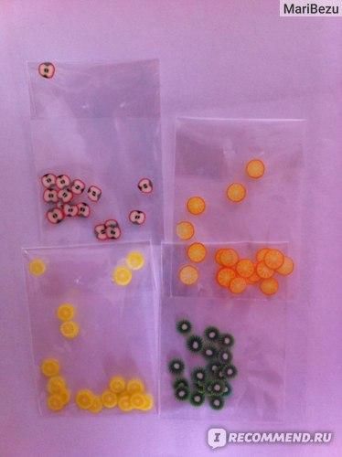 Набор для дизайна ногтей Glossyblossom 3D Jewels фото
