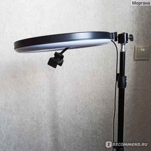 Лампа светодиодная кольцевая Ring Fill Light