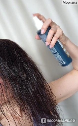 Применение. Крем для волос Ollin Perfect Hair 15в1 LEAVE-IN cream spray