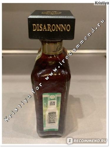 Ликер Disaronno Amaretto Originale фото