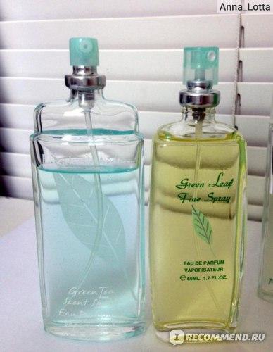 "ООО ""Арома Пром"" Ascania  Green Leaf Fine Spray фото"