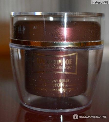 Крем для лица ночной Белита-Витэкс Трехмерное разглаживание Заполнение морщин фото