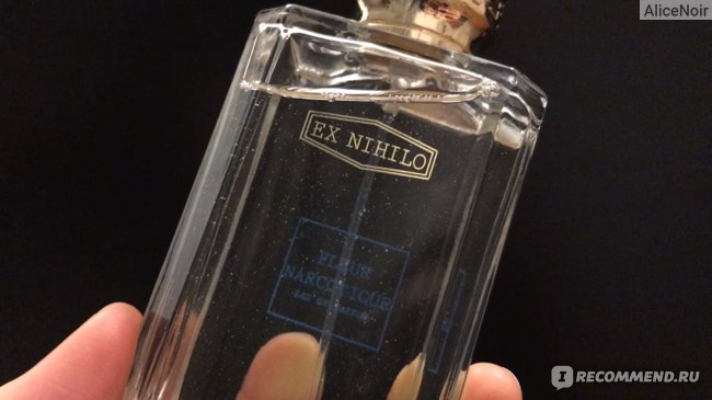 Ex Nihilo Fleur Narcotique фото