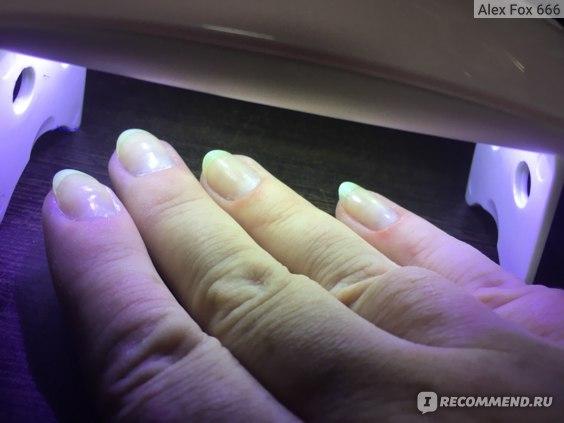 Система укрепления ногтей FAMOUS NAMES IBX DUO PACK фото