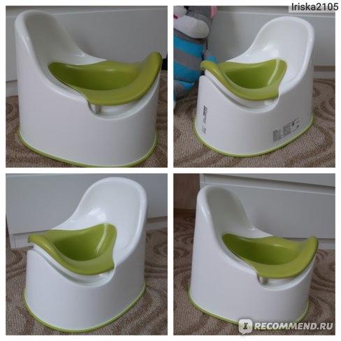 Горшок детский IKEA ЛОККИГ