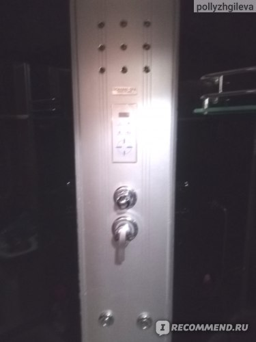 Душевая кабинка Domani-Spa T18 S R фото