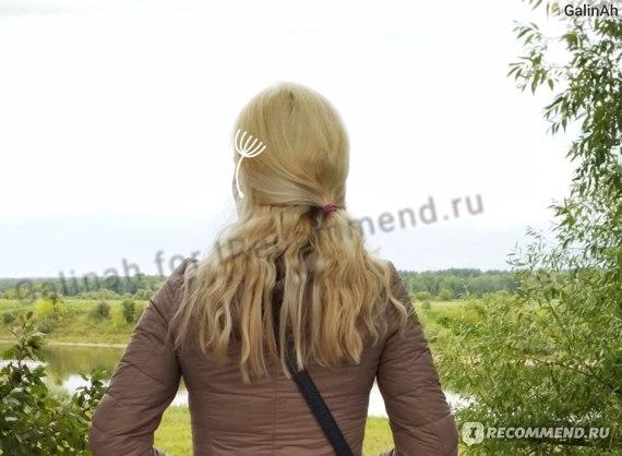 Волосы в пасмурную погоду