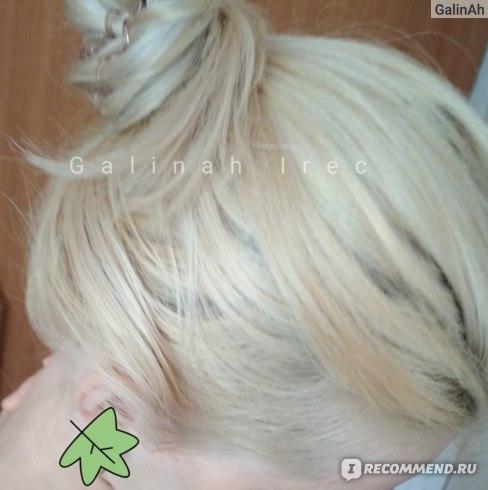 Волосы ДО шампуня