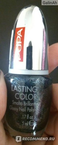 Лак для ногтей Pupa Lasting Color Smalto Brillante Glossy Nail Polish фото