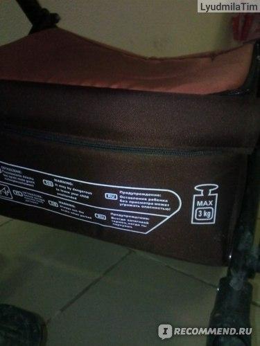 Универсальные коляски 2в1 и 3в1 SevillaBaby Alonzo 2 в 1 фото