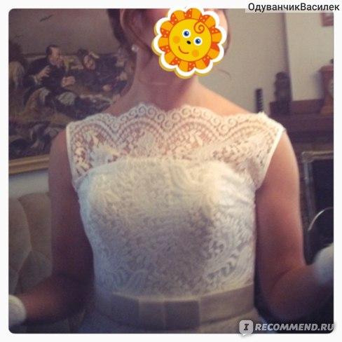 Свадебное платье Татьяна Каплун Марица Утомленные роскошью фото
