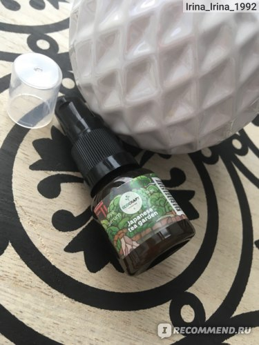 Сыворотка для ухода за кожей вокруг глаз ECOCRAFT «Японский чайный сад» фото