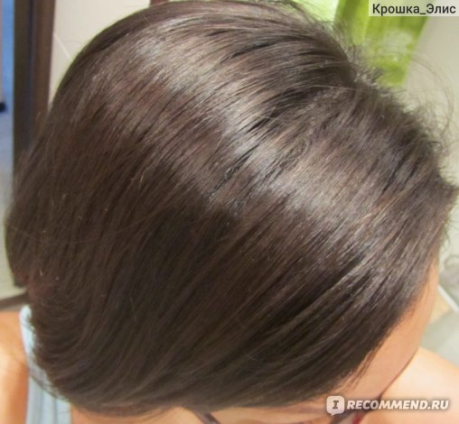 так выглядят волосы на третий день (эл.свет)