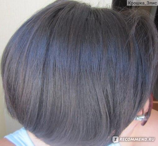 волосы на следующий день после мытья (дневной свет)