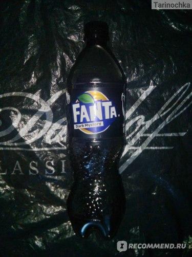 Напиток безалкогольный сильногазированный Fanta Dark Mystery Мрачная тайна фото