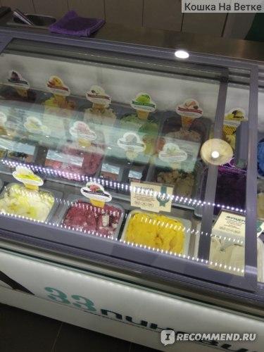 Мороженое 33 пингвина