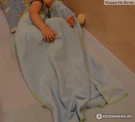 Плед детский IKEA SAGODJUR (Сагодьюр) фото