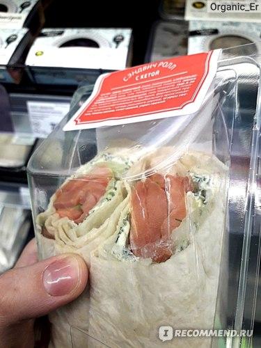 """Мои любимые сэндвичи """"Вкусвилл""""..."""