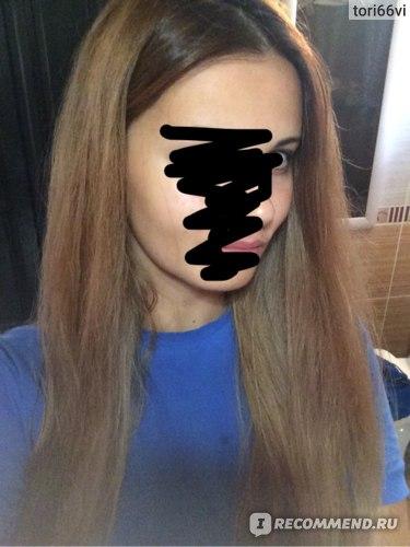 Волосы после 1 применения
