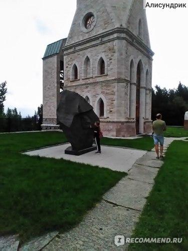 Горный парк им. П.П. Бажова, Красная горка, г. Златоуст, Челябинская область фото