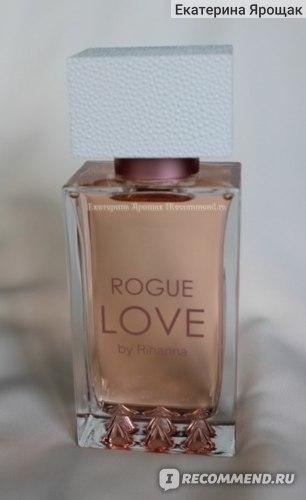 Rihanna Rogue Love фото