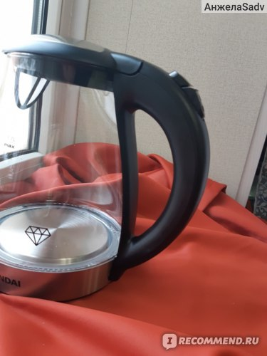 Электрический чайник HYUNDAI HYK-G2030