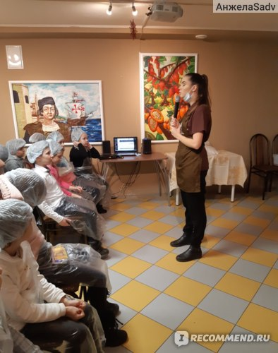 Музей Шоколада Шоколадушка, Ростов-на-Дону фото