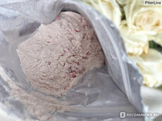 Смесь для приготовления мороженого Bombbar Protein ice cream со вкусом клубники фото