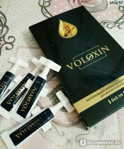 Средство для роста волос Voloxin фото