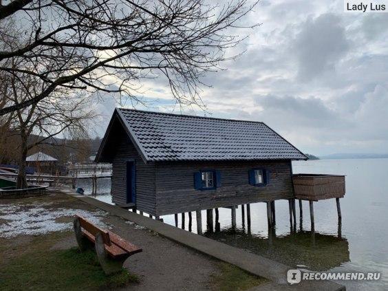 Хершинг-ам-Аммерзе Германия фото