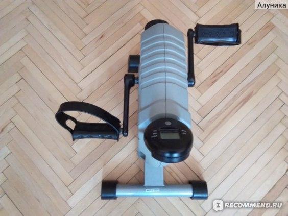 Педальный магнитный тренажёр Belberg Cf 09-8068 фото