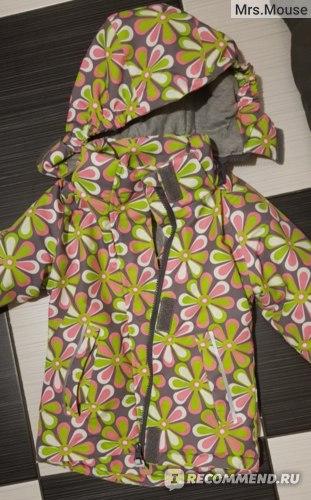 Комплект (куртка + полукомбинезон) Malitutu Демисезон   фото