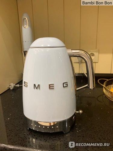 Электрический чайник Smeg KLF02 фото