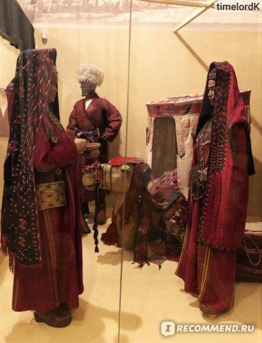 Свадебная палатка (туркмены)