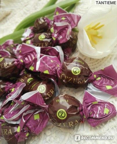 Шоколадные конфеты ЗАО