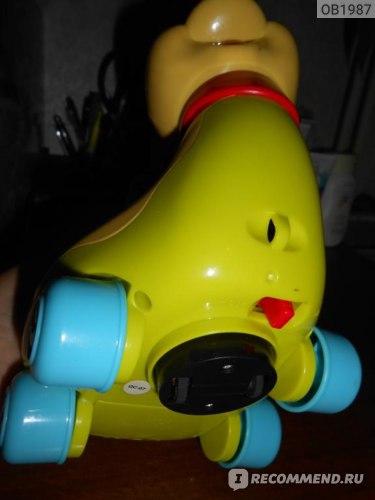Joy Toy Улитка музыкальная развивающая фото