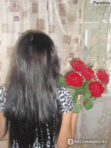 Волосы на заколках, клипсах, трессах фото