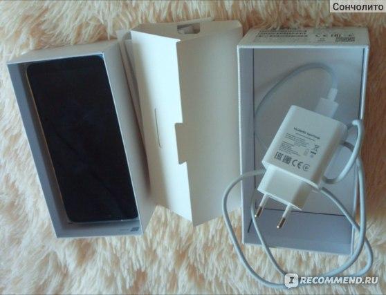 Смартфон Honor 10 (COL-L29) фото
