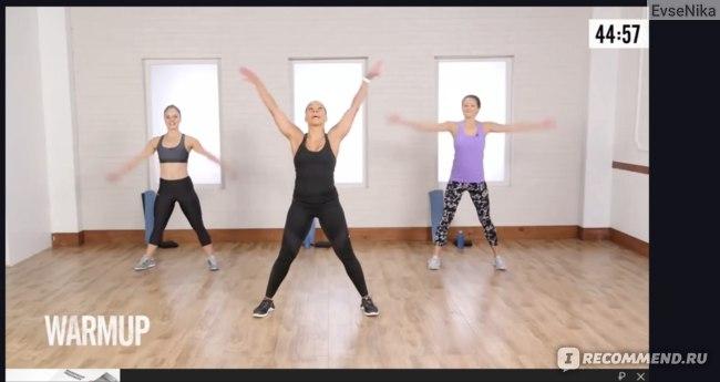 Фитнес-программа Jeanette Jenkins