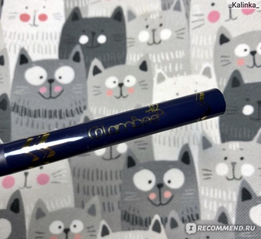 Подводка-фломастер для глаз GlamBee GRAFFITI eyeliner marker