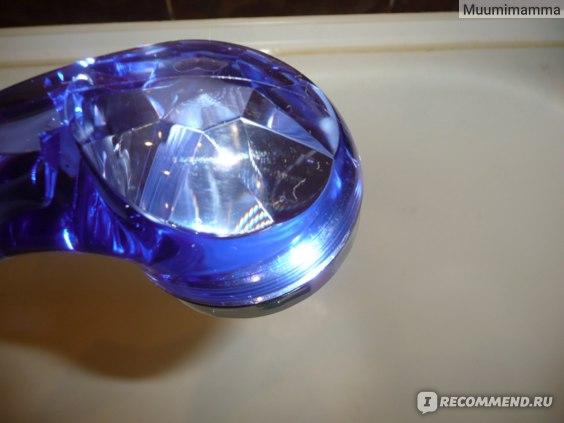 Корейская система очистки воды SKIN CARES,  лейка в виде кристалла.