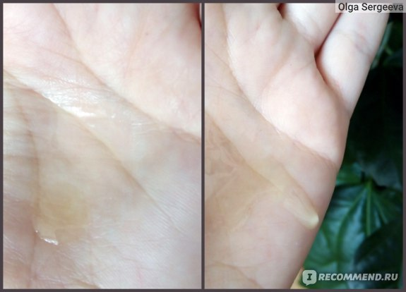 Текстура масла