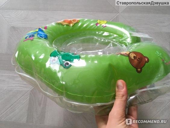 Круг на шею для плавания Flipper  фото