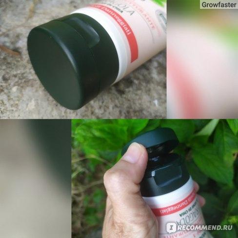 Средство для волос 3-in-1 (бальзам-маска-уход) Antica Erboristeria Клубника и семена чиа