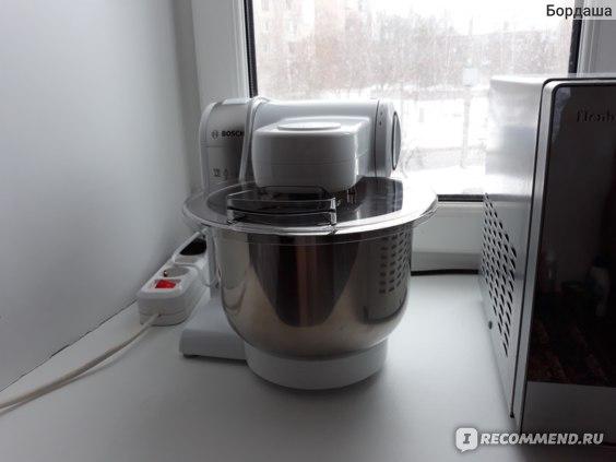 Кухонная машина BOSCH MUM4880 фото