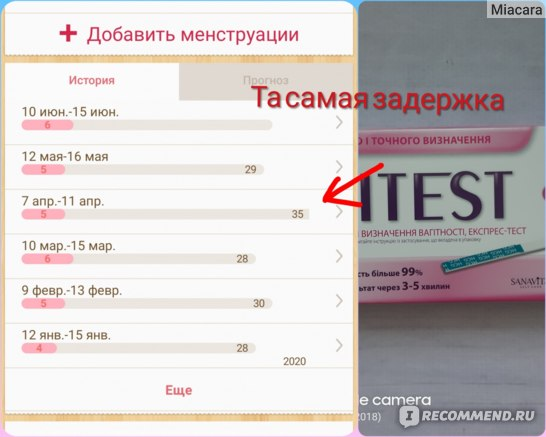 Тесты на беременность Evitest  фото